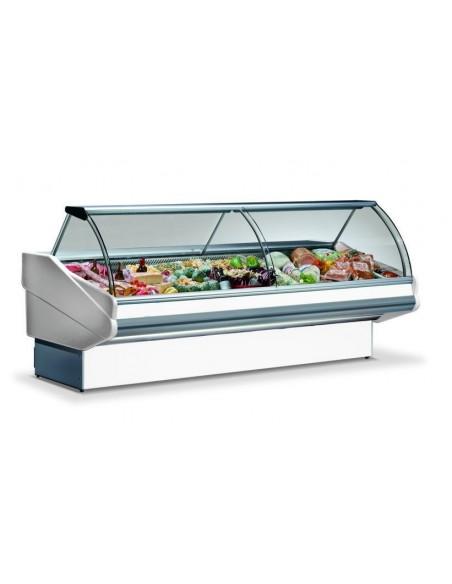 espositore refrigerato orizzantale salina plus