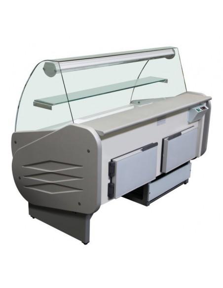 vetrina refrigerata salina 80 retro - chiuso