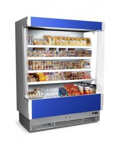 Vetrina refrigerata verticale per salumi, latticini e bibite - Vulcano 60