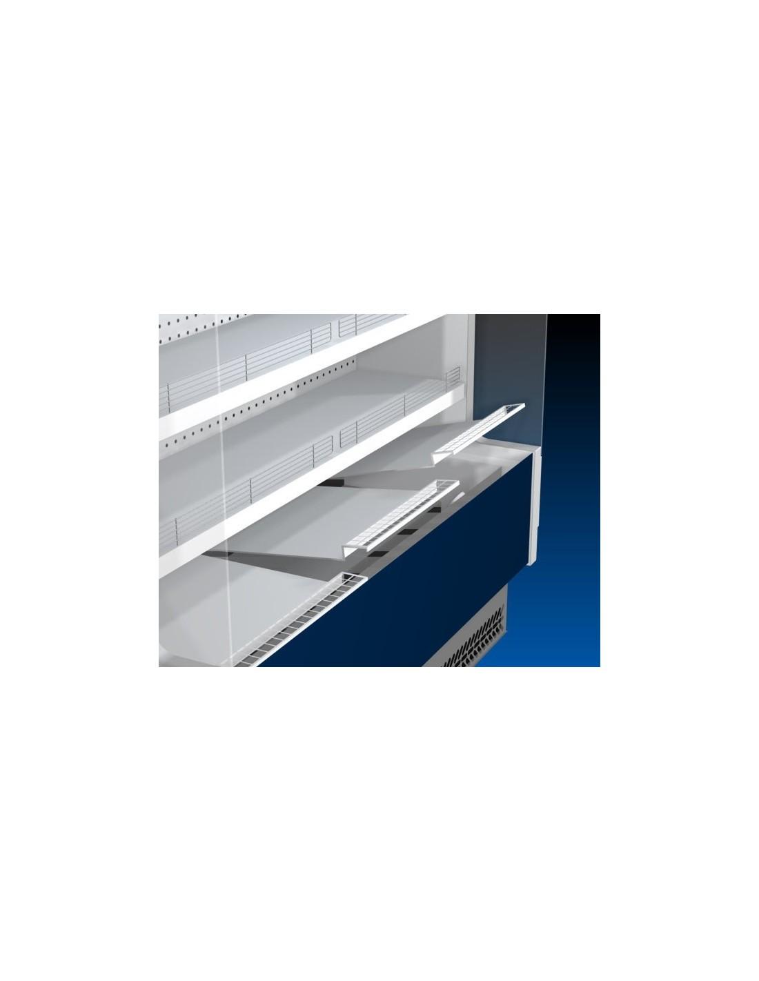 espositore refrigerato verticale vulcano 80 sl inox per salumi e latticini. Black Bedroom Furniture Sets. Home Design Ideas