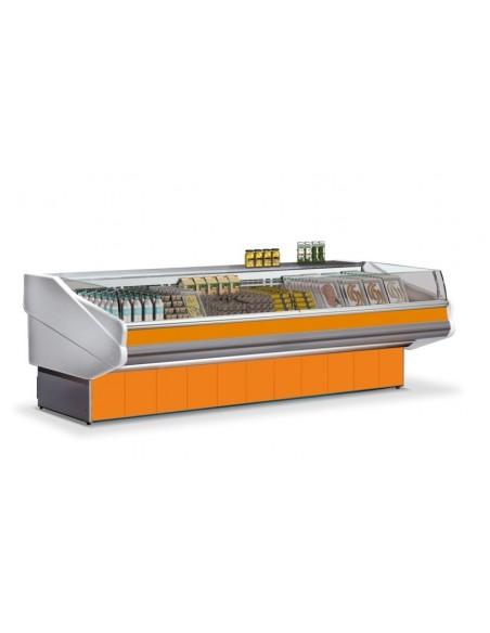espositore refrigerato orizzantale salina plus-lux SELF