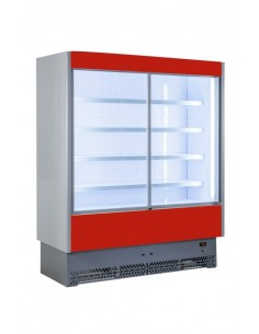 Banco frigo Vetri Scorrevoli S/L