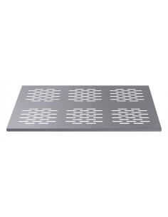 GN1/1 - Piano Forato in Acciaio Inox 530 x 325mm