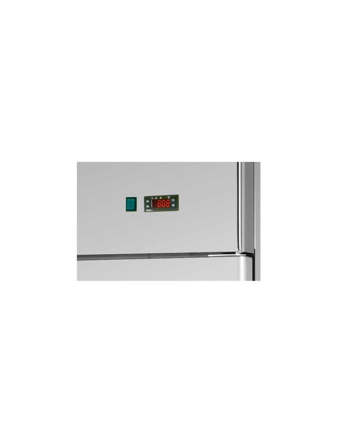 armadio combinato refrigerato gn 2 1 doppia temperatura 2 sportelli. Black Bedroom Furniture Sets. Home Design Ideas