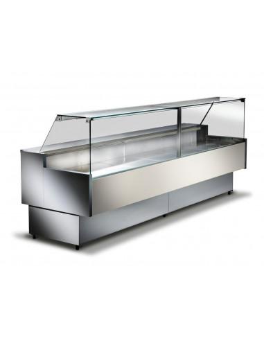 Banco refrigerato ventilato da esposizione