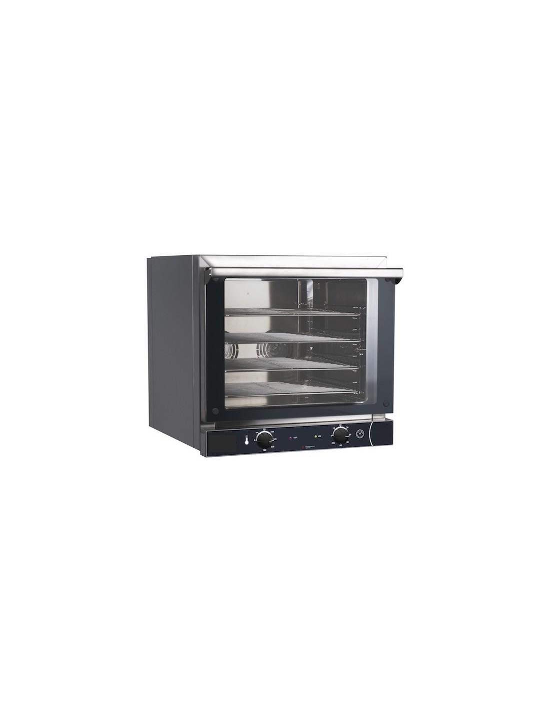 Forno elettrico 4 teglie 43 5x35 con grill frigotecnica srl - Forno elettrico con microonde integrato ...