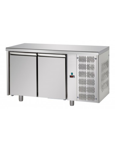 Tavolo refrigerato 2 porte MID 60x40