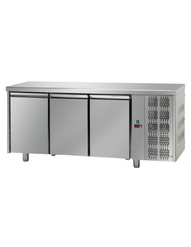 Tavolo refrigerato 3 porte MID 60x40