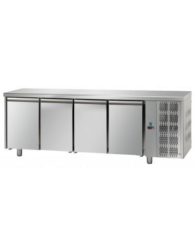 Tavolo refrigerato 4 porte MID 60x40