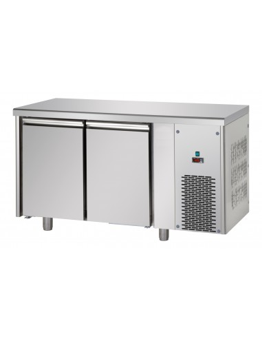 Tavolo refrigerato 2 porte EKO Prof.700