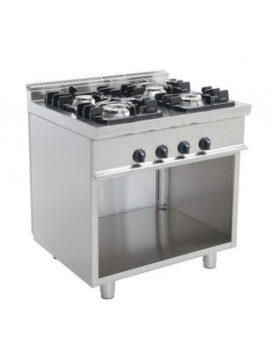 Cucina 4 Fuochi Gas