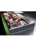 Banco refrigerato ventilato da esposizione M 800 Frontale Alto