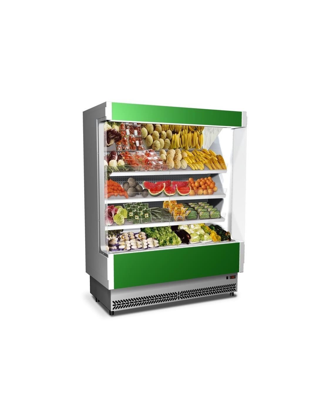 espositore refrigerato verticale per frutta e verdura vulcano 80 fv. Black Bedroom Furniture Sets. Home Design Ideas