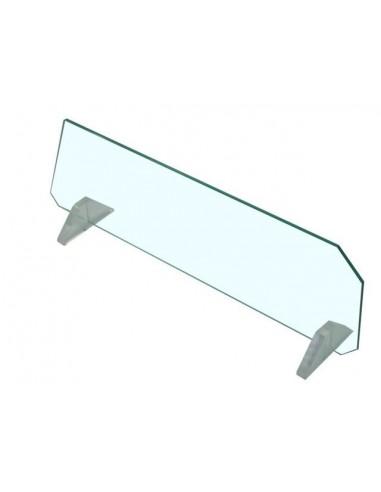 Divisorio mobile in vetro