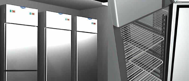 Vendita frigoriferi e assistenza cella frigorifera completa ...